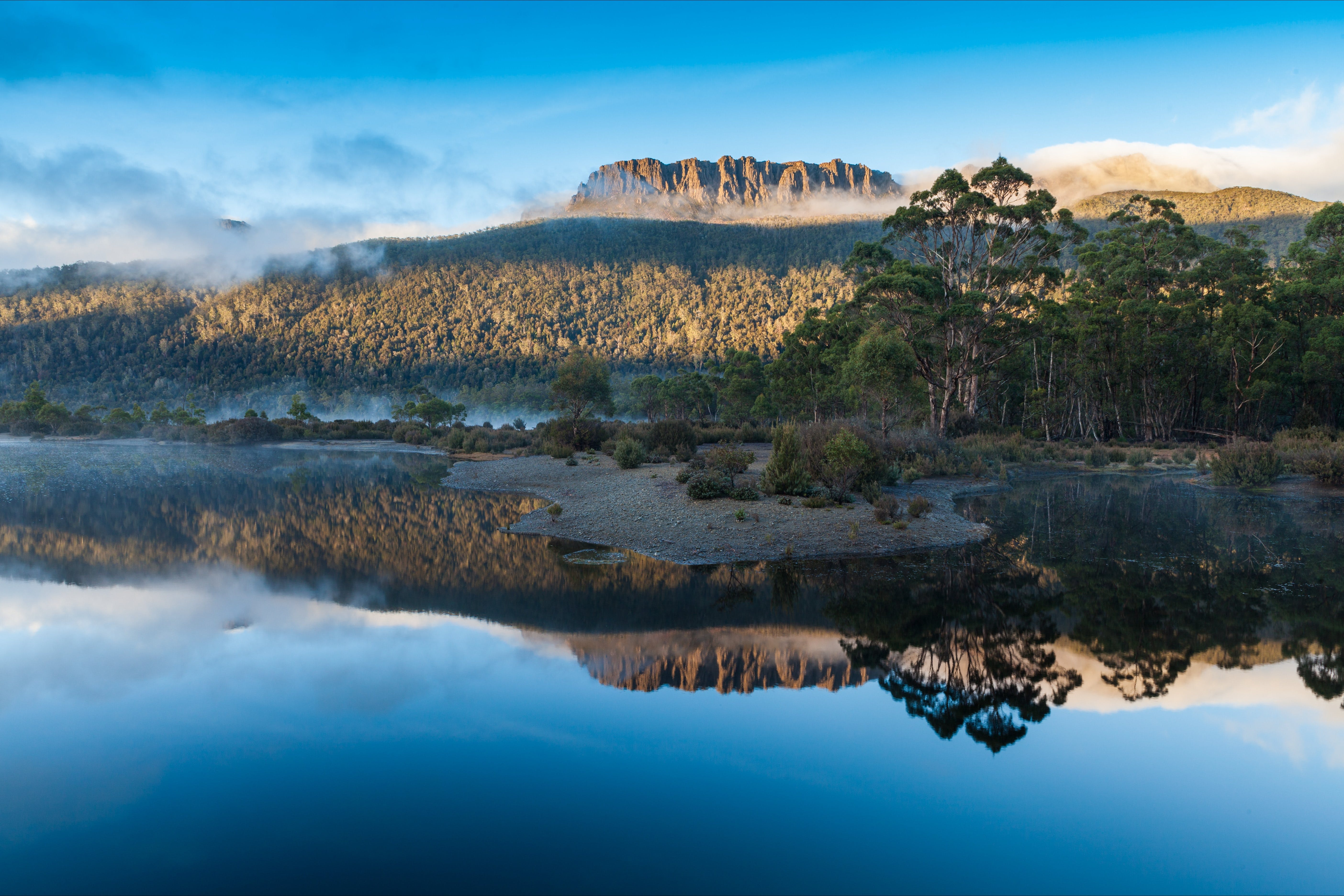 Lake St Clair Cradle Mountain  - Lake St Clair National Park - Tweed Heads Accommodation