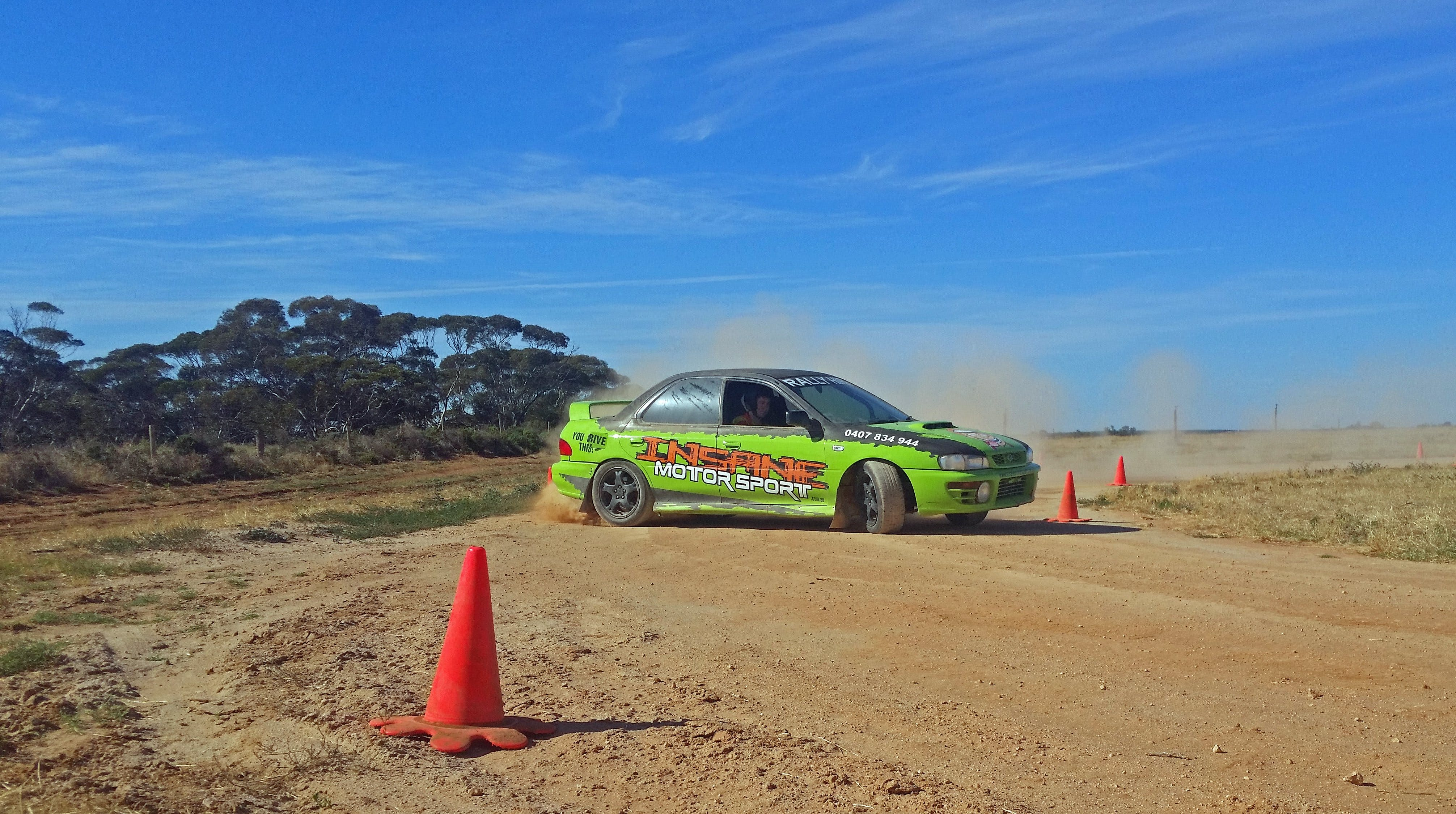 Rally Driving Loveday - Tweed Heads Accommodation
