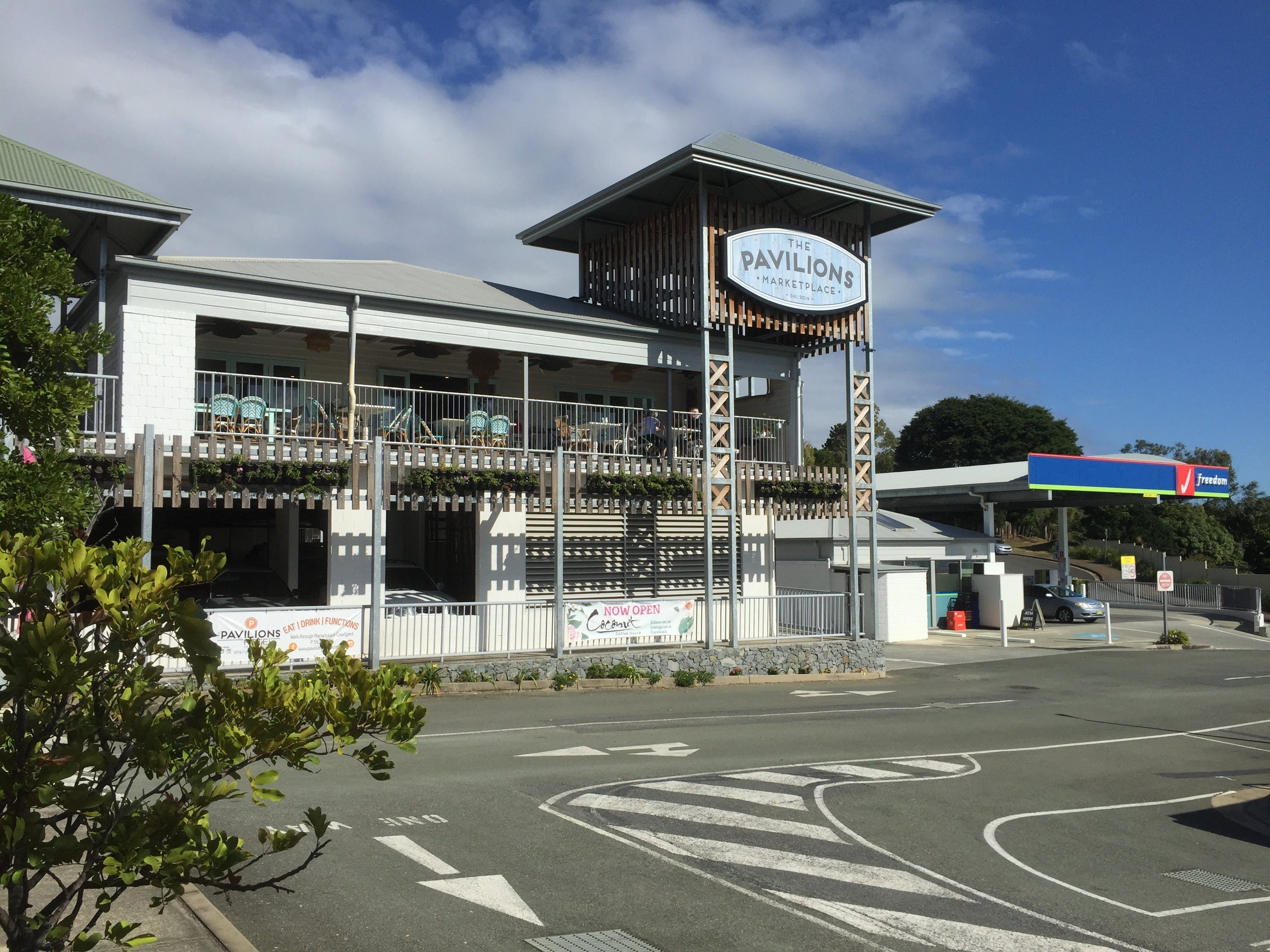 The Pavilions Marketplace - Tweed Heads Accommodation