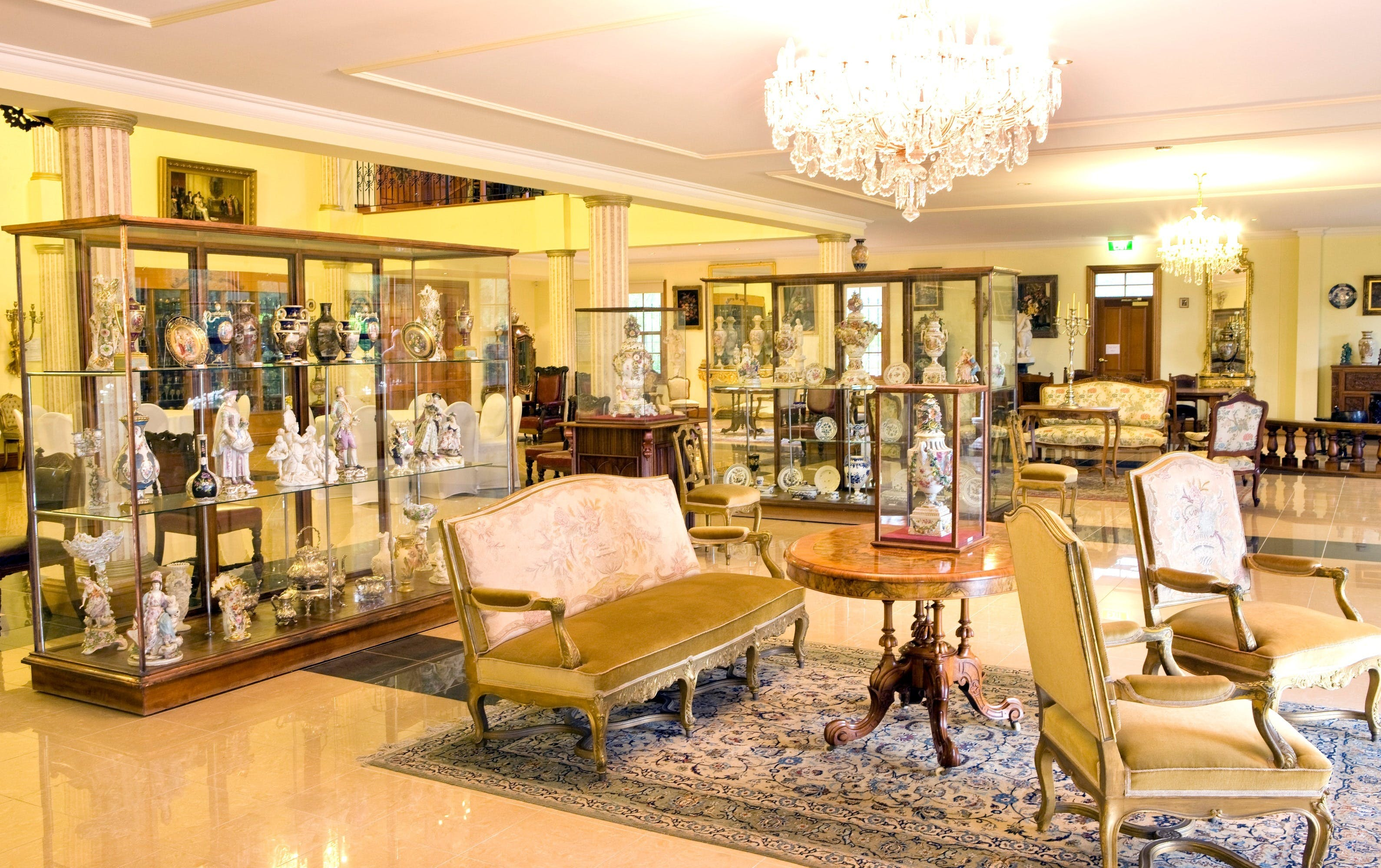 Barossa Chateau Art and Antique Gallery - Tweed Heads Accommodation