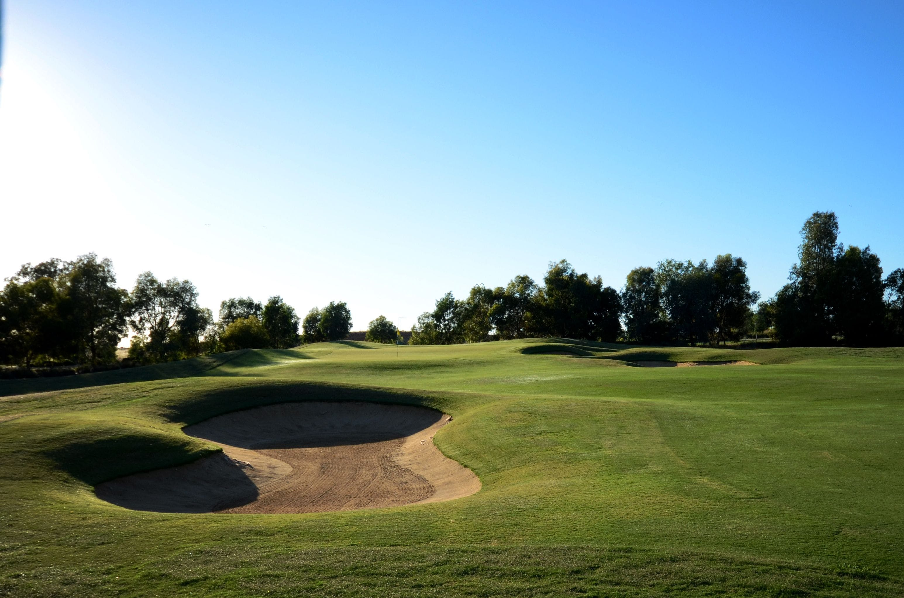 Black Bull Golf Course - Tweed Heads Accommodation