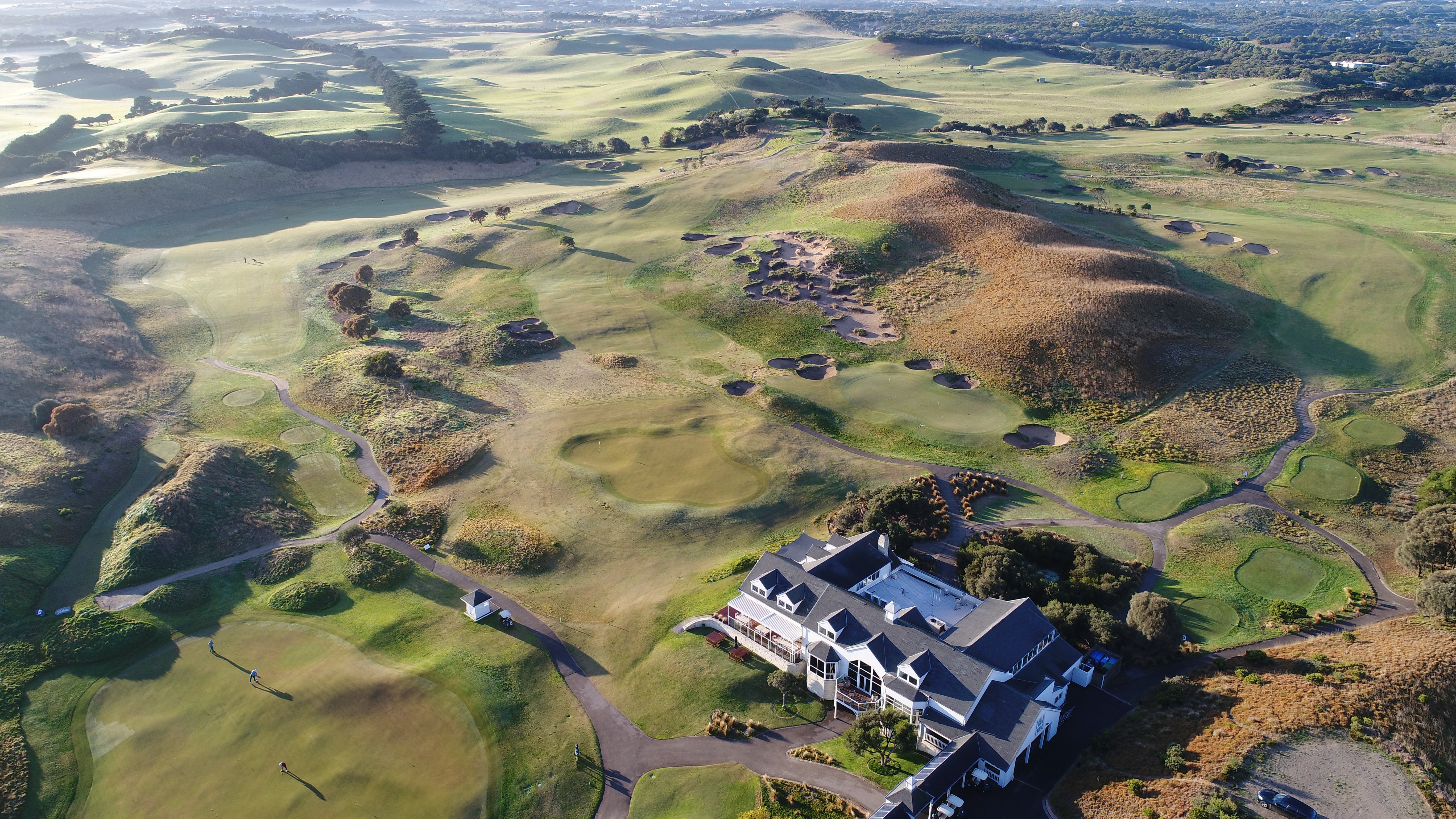 The Dunes Golf Links - Tweed Heads Accommodation