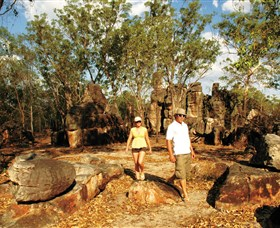 The Lost City - Litchfield National Park - Tweed Heads Accommodation