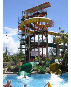 Ballina Olympic Pool and Waterslide - Tweed Heads Accommodation