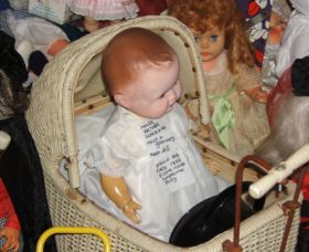 Little Darlings Doll Museum and Coffee Shop - Tweed Heads Accommodation