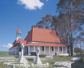 St Werburgh's Chapel - Tweed Heads Accommodation