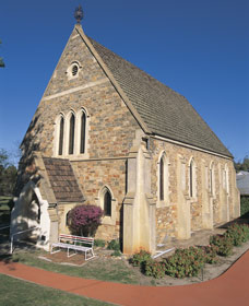 Uniting Church - York - Tweed Heads Accommodation