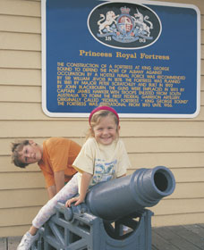 Princess Royal Fortress Military Museum - Tweed Heads Accommodation