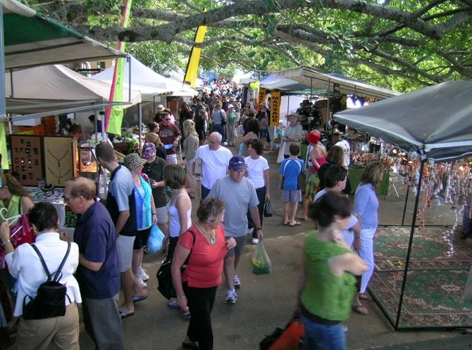 Eumundi Markets - Tweed Heads Accommodation