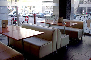 Legals Cafe and Bar - Tweed Heads Accommodation