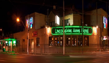 Lincolnshire Arms Hotel - Tweed Heads Accommodation