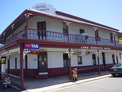 Lord Exmouth Hotel - Tweed Heads Accommodation