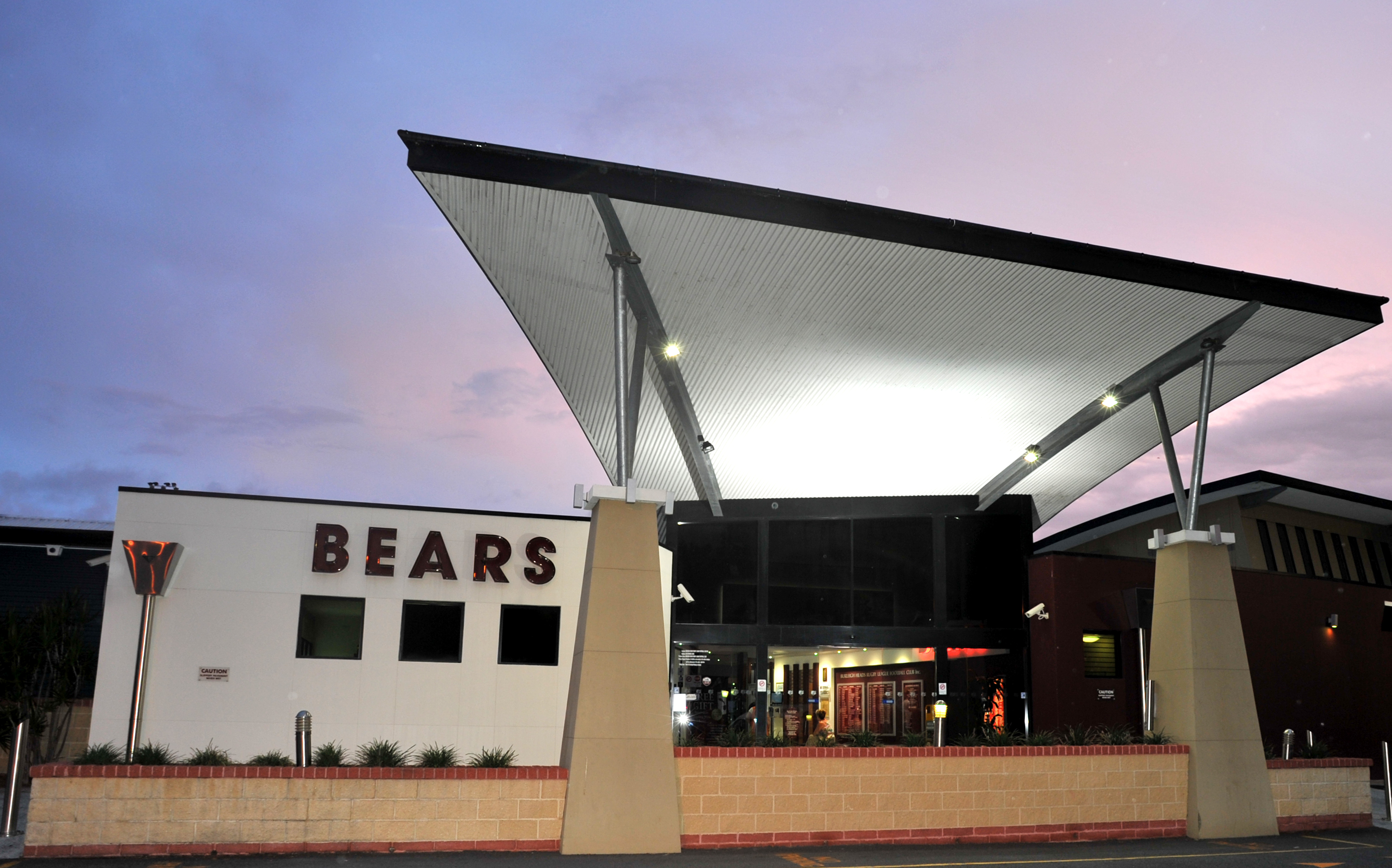 Burleigh Bears - Tweed Heads Accommodation