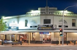 Arab Steed Hotel - Tweed Heads Accommodation
