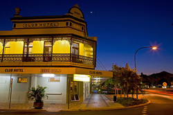 The Club Hotel - Tweed Heads Accommodation