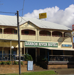 Barron River Hotel - Tweed Heads Accommodation