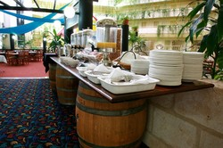Alexanders Restaurant - Lord Forrest Hotel - Tweed Heads Accommodation