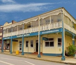 Federal Hotel Bellingen - Tweed Heads Accommodation