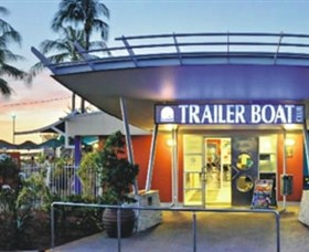 Darwin Trailer Boat Club - Tweed Heads Accommodation