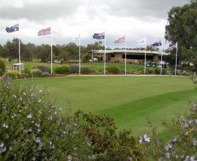 Tocumwal Golf Club - Tweed Heads Accommodation