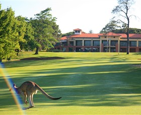 Royal Canberra Golf Club - Tweed Heads Accommodation