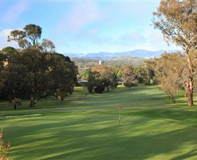 Federal Golf Club - Tweed Heads Accommodation