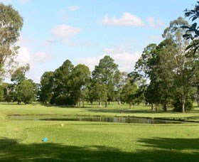 Casino Golf Club - Tweed Heads Accommodation