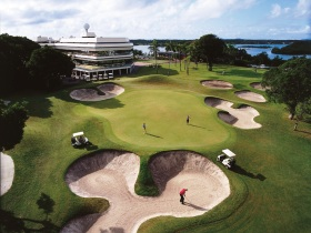 Coolangatta and Tweed Heads Golf Club - Tweed Heads Accommodation
