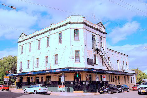 Caledonian Hotel - Tweed Heads Accommodation