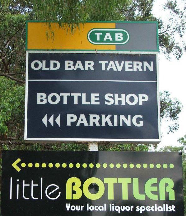 Old Bar Tavern - Tweed Heads Accommodation