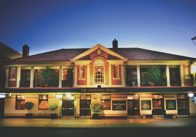 Tom Price Hotel - Tweed Heads Accommodation