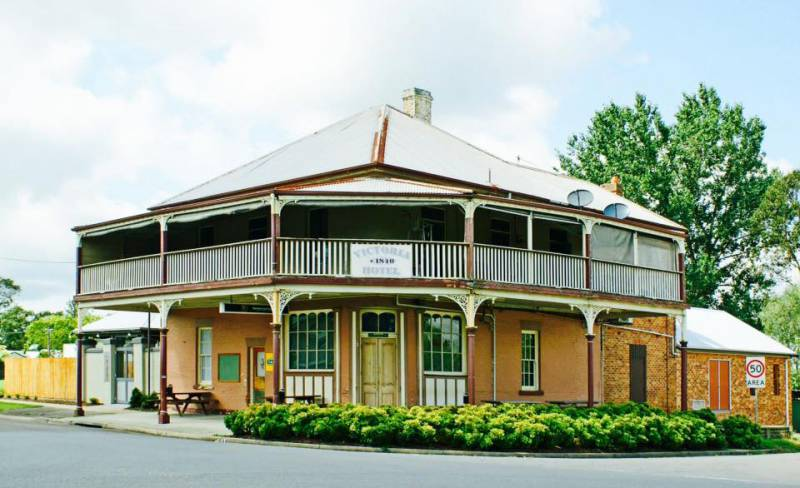 The Victoria Hotel Hinton - Tweed Heads Accommodation