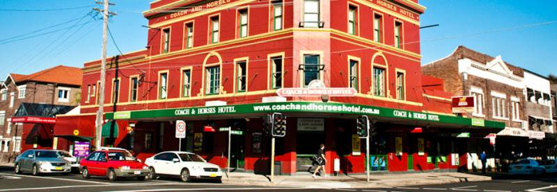 The Coach  Horses Hotel - Tweed Heads Accommodation