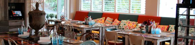 Bohemian Bungalow Restaurant  Bar - Tweed Heads Accommodation