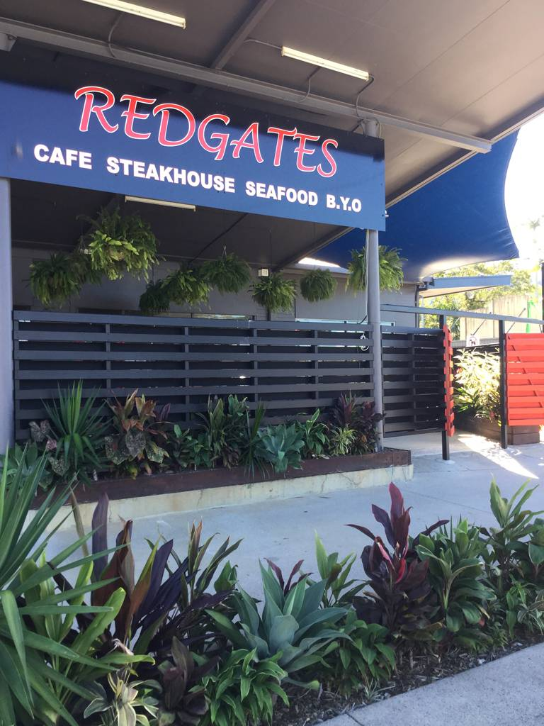 Redgates Caf Steakhouse Seafood - Tweed Heads Accommodation