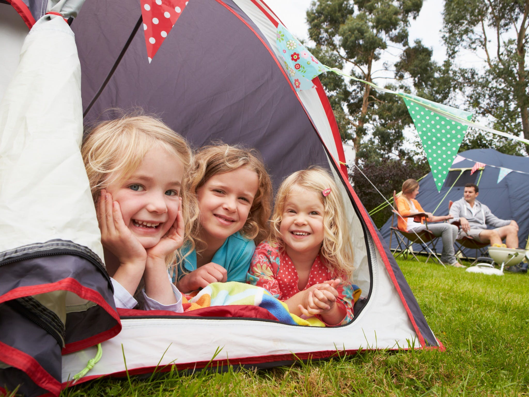 Camp Out In Town - Tweed Heads Accommodation