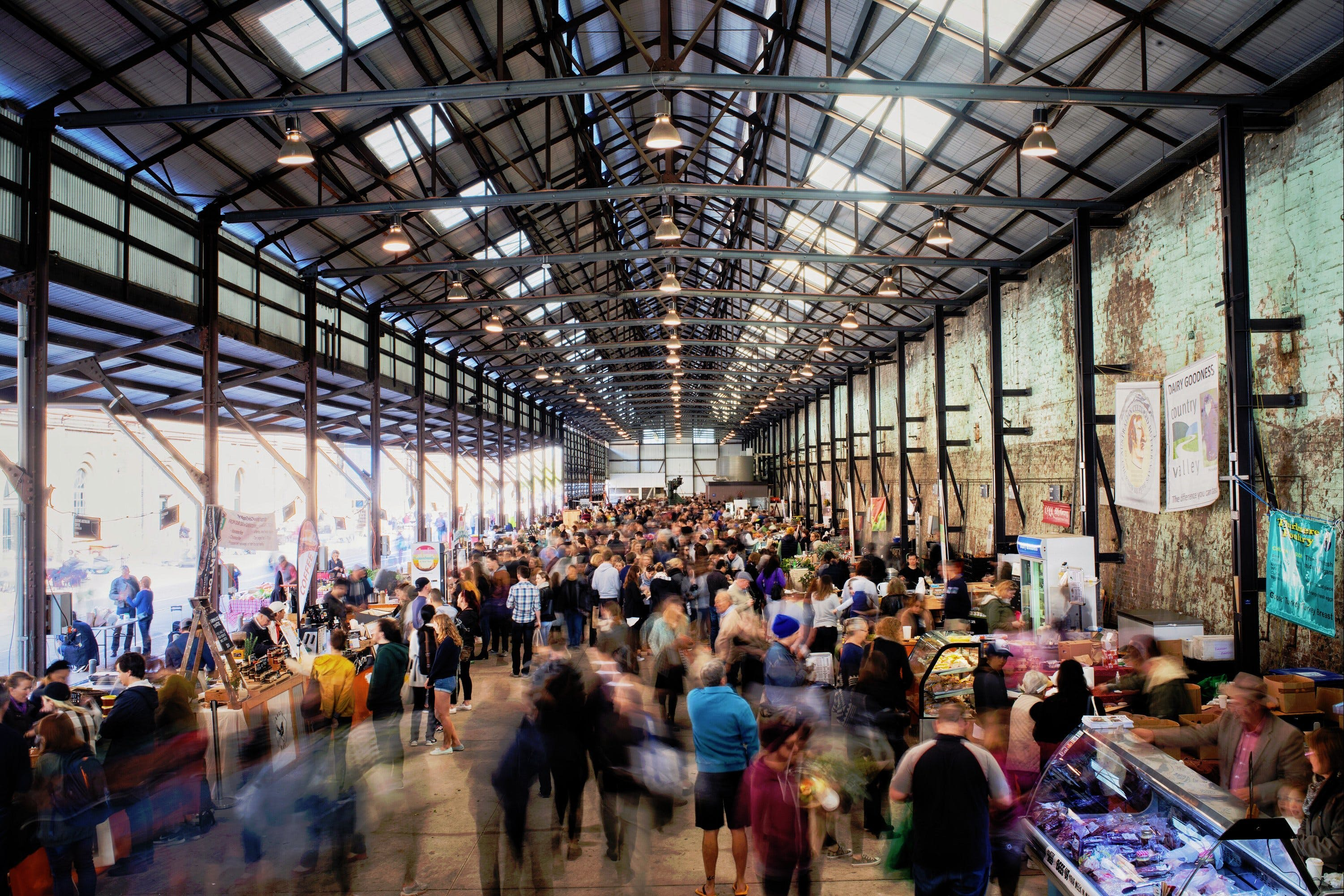 Carriageworks Farmers Market - Tweed Heads Accommodation