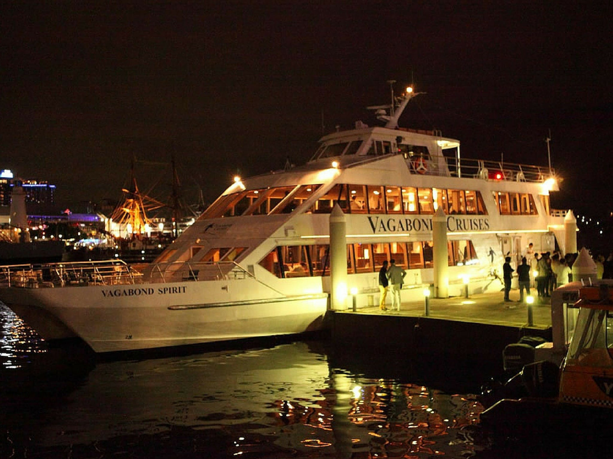 Halloween Party Cruise - Tweed Heads Accommodation