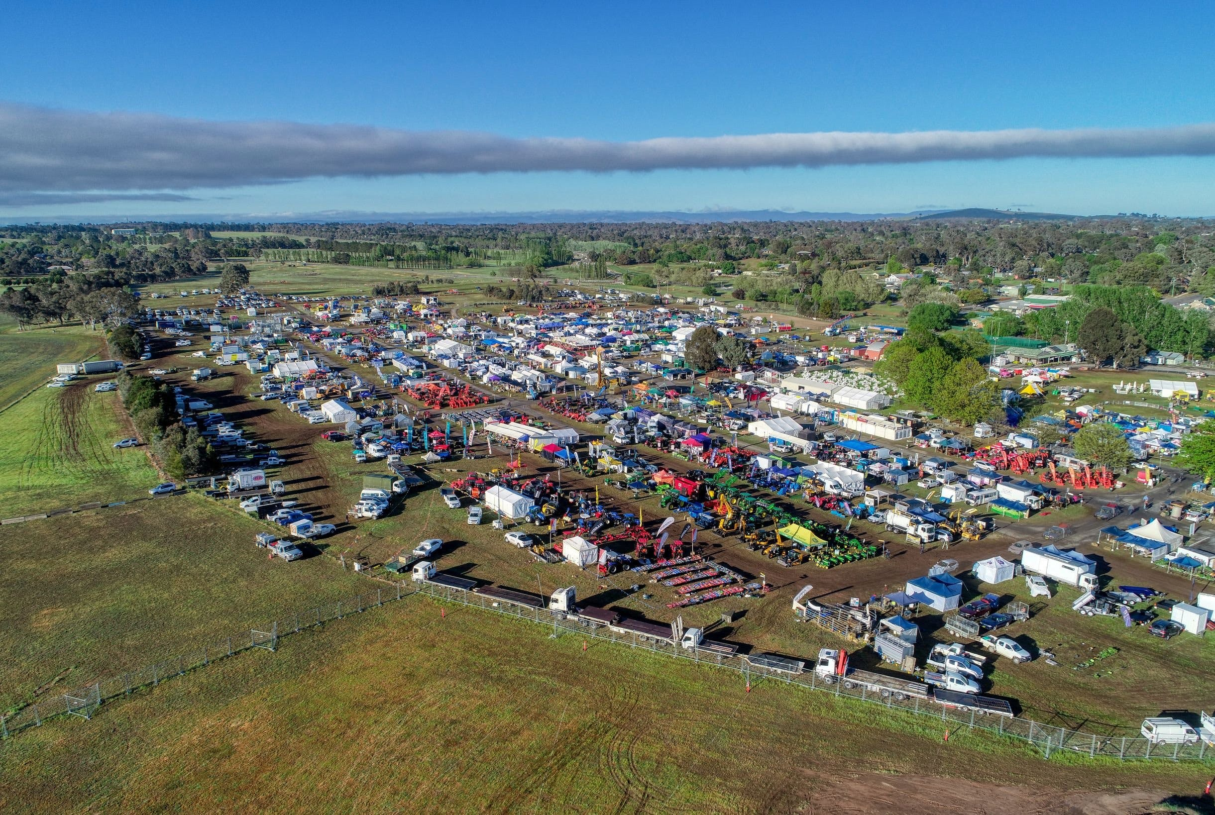 Murrumbateman Field Days - Tweed Heads Accommodation