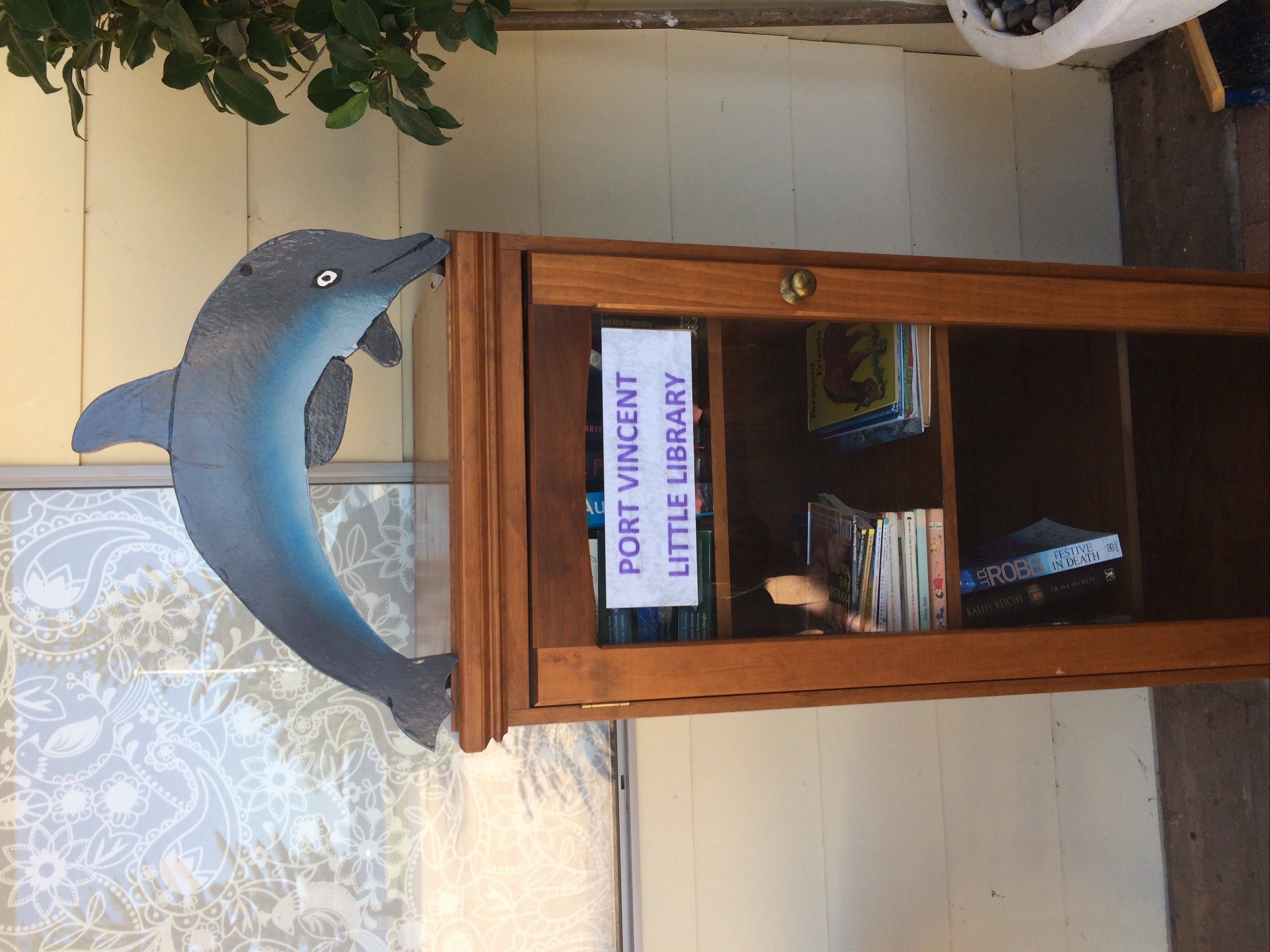 Port Vincent VIO Book Swap - Tweed Heads Accommodation