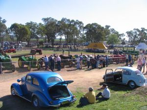 Quirindi Rural Heritage Village - Vintage Machinery and Miniature Railway Rally and Swap Meet - Tweed Heads Accommodation