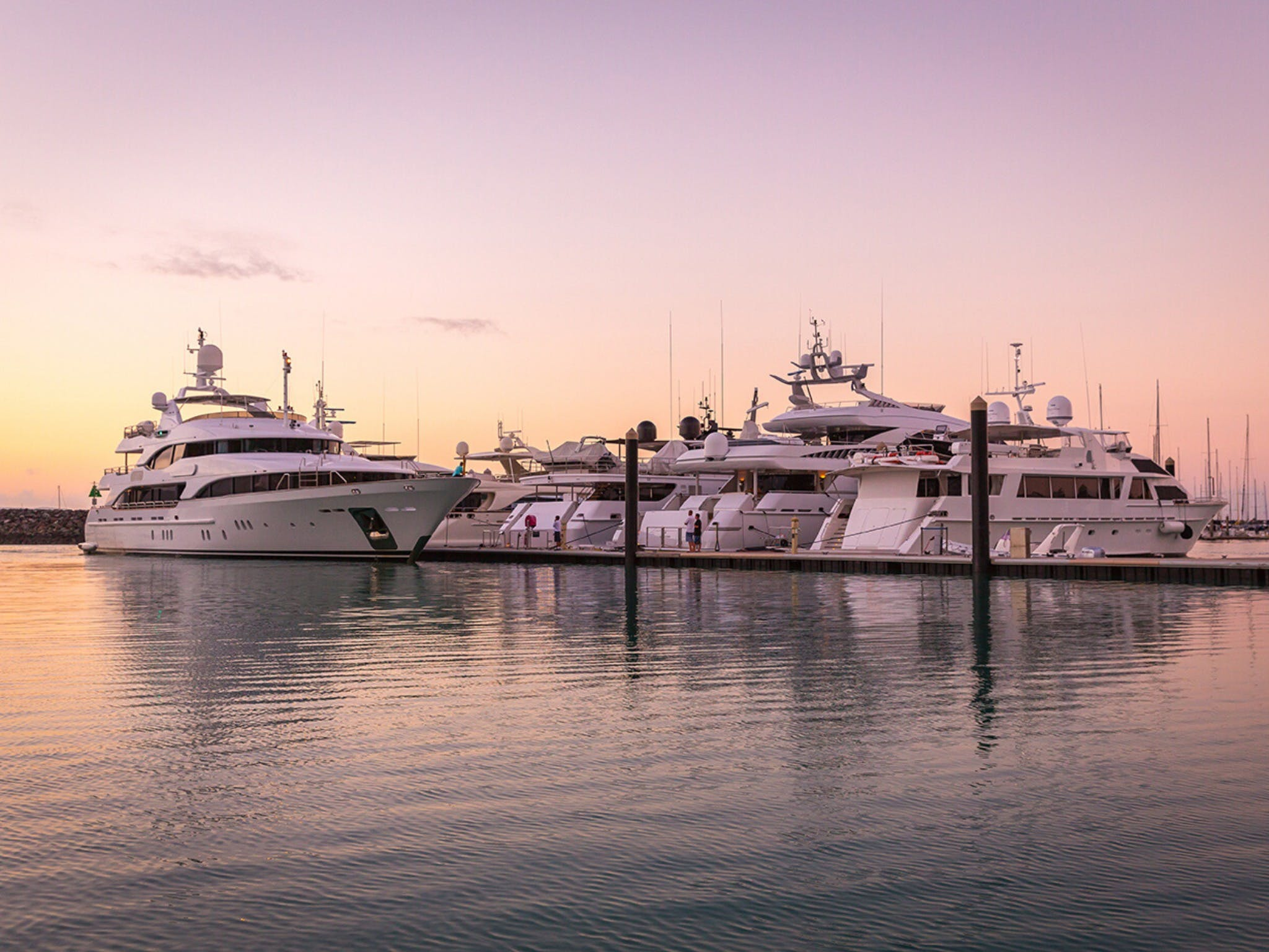 Australian Superyacht Rendezvous - Great Barrier Reef edition - Tweed Heads Accommodation