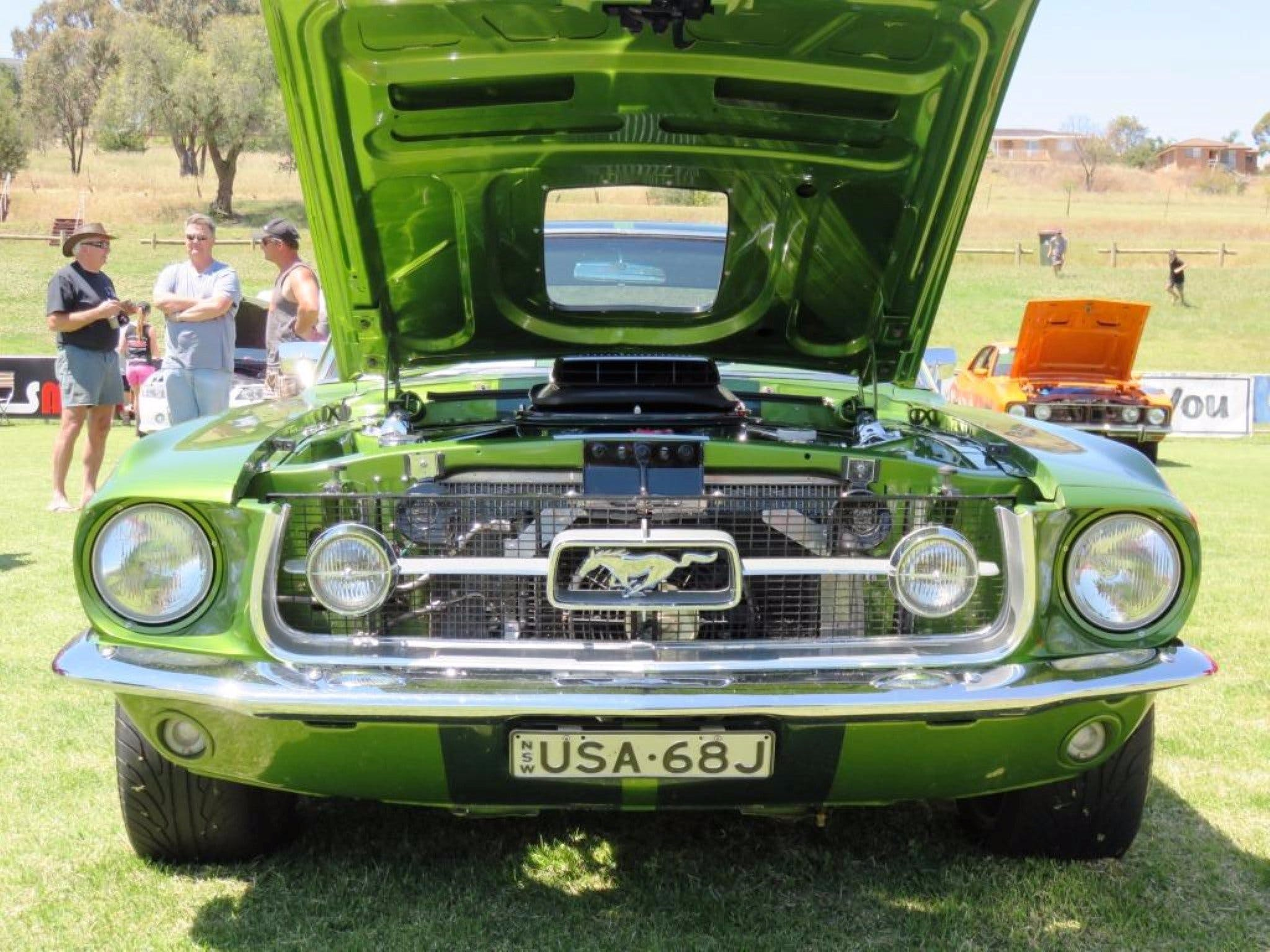 Central West Car Club Charity Show and Shine - Tweed Heads Accommodation