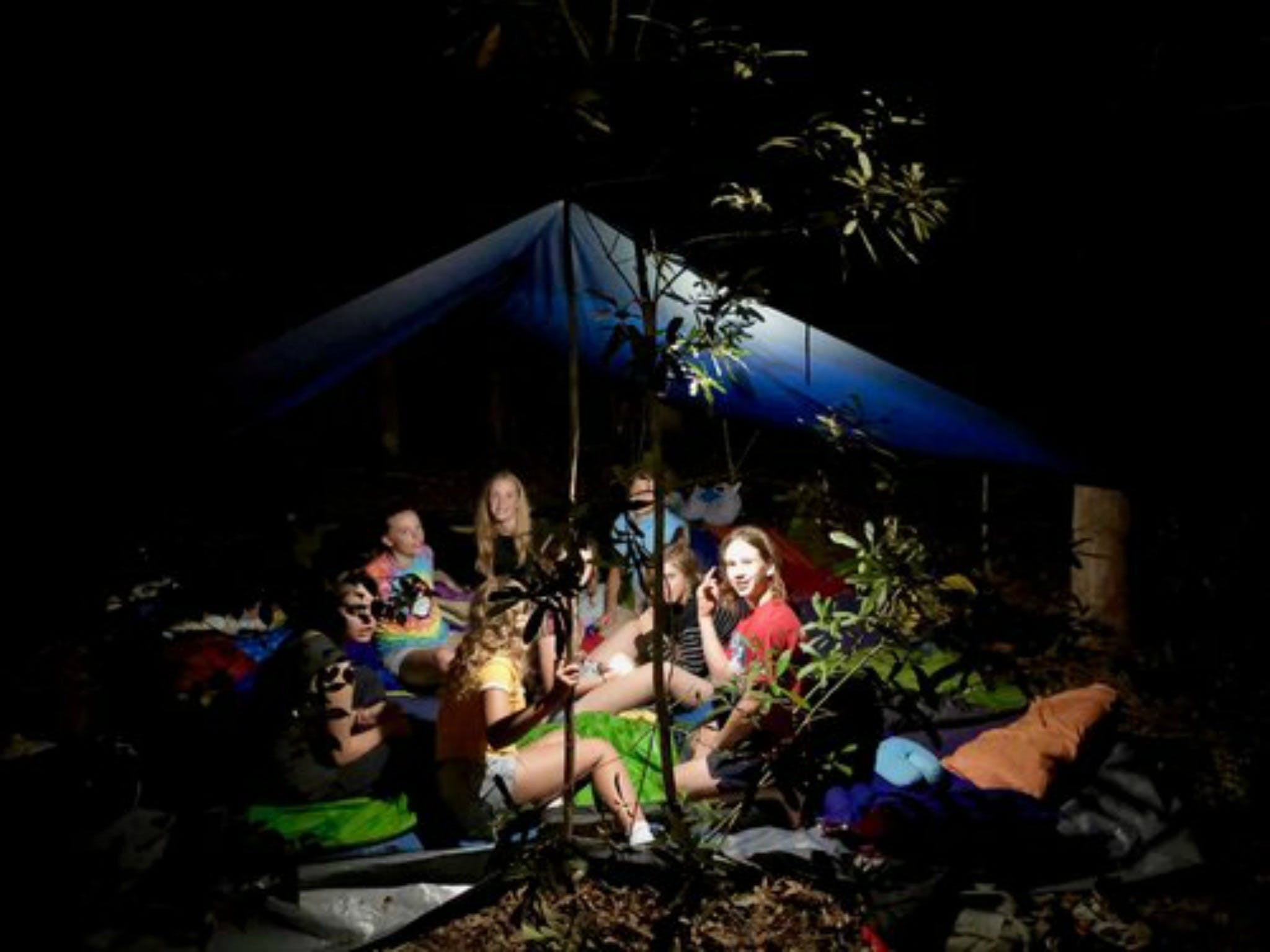 Summer  Family Nature Camp - Tweed Heads Accommodation