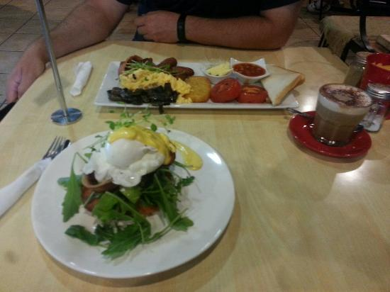 Ginger Root Cafe - Tweed Heads Accommodation