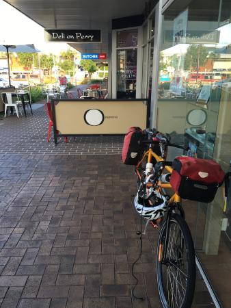 Deli on Perry - Tweed Heads Accommodation