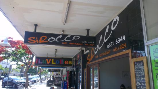 Sirocco Cafe and Gallery - Tweed Heads Accommodation