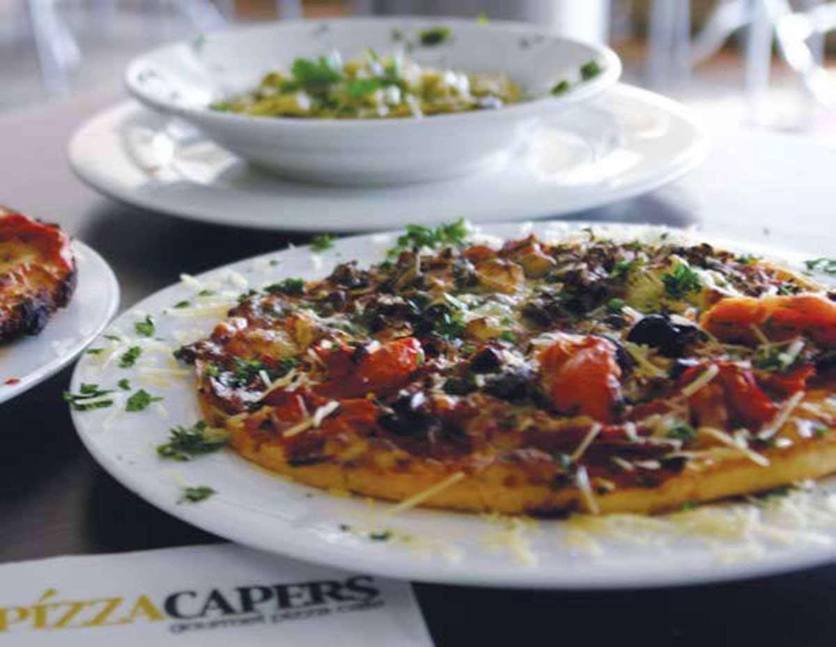 Pizza Capers - Tweed Heads South - Tweed Heads Accommodation