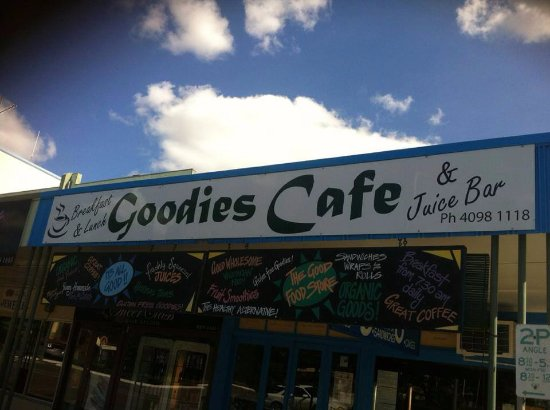 Goodies Cafe - Tweed Heads Accommodation