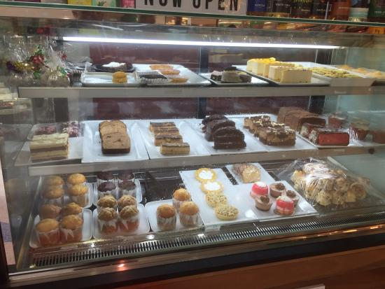 Ivy's coffee  cake - Tweed Heads Accommodation